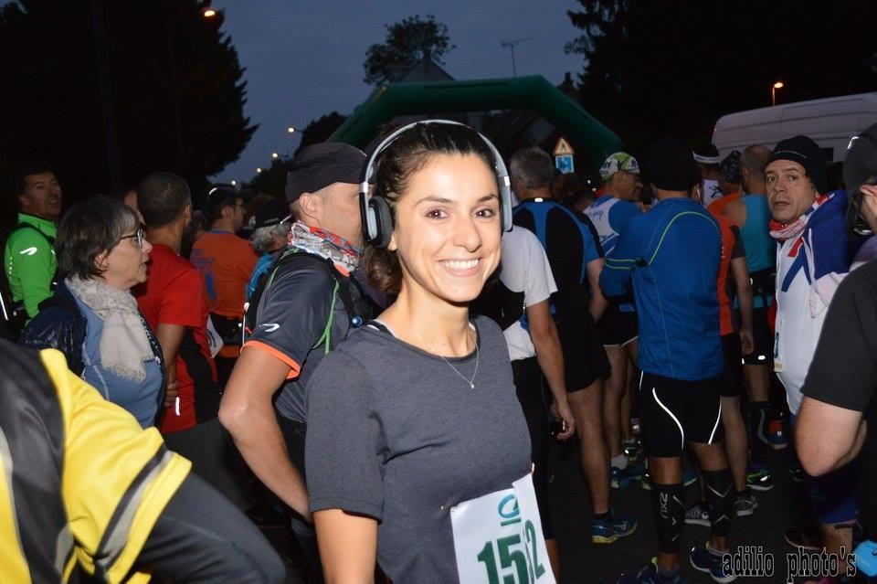 Sas de départ marathon d'Amiens