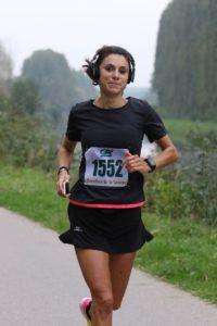 mi parcours marathon d'Amiens