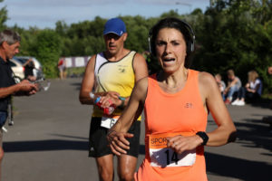 Semi marathon Amiens Métropole juillet 2016.