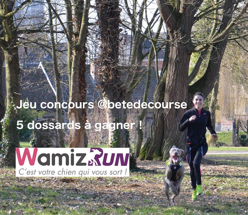 Jeu Concours WamizRun