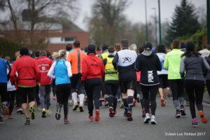 La Flesselloise 400 coureurs