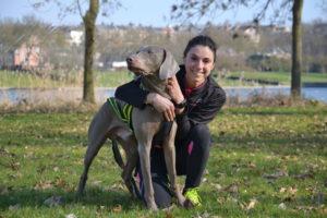 Canicross et running