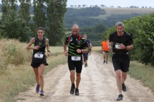 KM 6 trail de Cottency